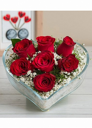 KALBİM SENİN - ısparta çiçek