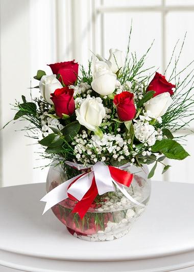 AŞK KÜRESİ - ısparta çiçek siparişi
