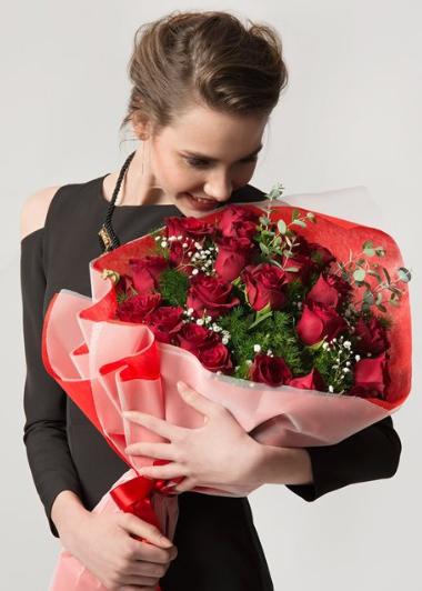 BİRİCİK AŞKIMA 21 GÜL - ısparta çiçekçi