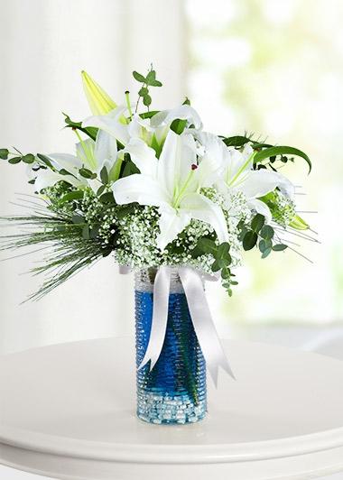 LİLYUM AŞKI - ısparta çiçekçi