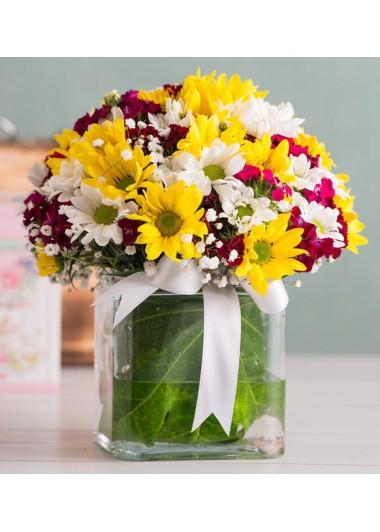 PAPATYA GÜLÜMSEMESİ - ısparta çiçekçi